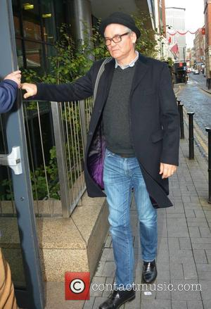 Mike Barson - Madness arriving at the Today FM studios for the Ray Darcy Show - Dublin, Ireland - Friday...