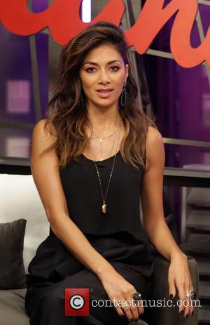 Nicole Scherzinger - Nicole Scherzinger visits the Lowdown with Diana Madison at RevNew Media Studio - Hollywood, California, United States...