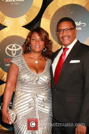 Judge Greg Mathis and Linda Mathis