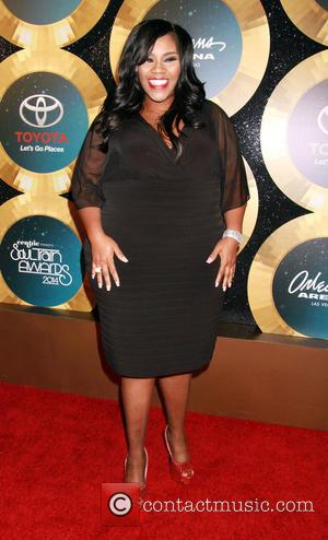 Kelly Price - Photographs of a variety of stars as they arrived at the Soul Train Awards 2014 which were...