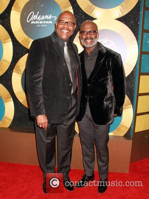 Marvin Winans and Bebe Winans