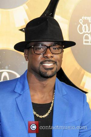 Lance Gross - Photographs of a variety of stars as they arrived at the Soul Train Awards 2014 which were...
