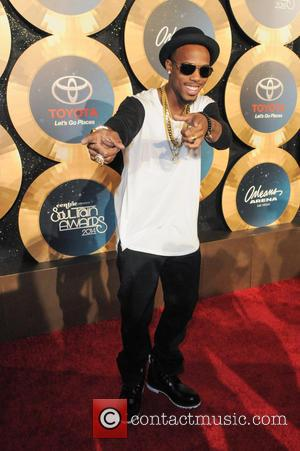 B.O.B. - Photographs of a variety of stars as they arrived at the Soul Train Awards 2014 which were held...