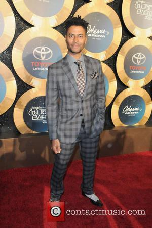 Eric Benet - Photographs of a variety of stars as they arrived at the Soul Train Awards 2014 which were...