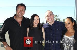 David James Elliott, Heather Mccomb, Danny Buday and Essence Atkins