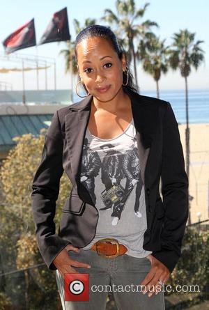Essence Atkins - 'Battle Scars' - Stars attended a press day to be photographed at the American Film Market &...