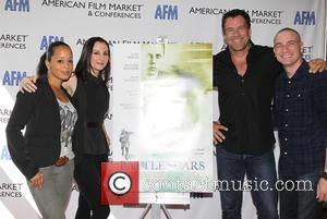 Essence Atkins, Heather Mccomb, David James Elliott and Danny Buday