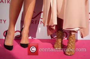 Khloé Kardashian and Kim Kardashian West