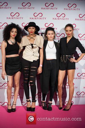 Neon Jungle - Hairfinity hair vitamins launch party held at Il Bottaccio - London, United Kingdom - Saturday 8th November...