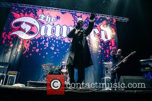 Dave Vanian and The Damned