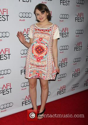 Joey King - AFI Film Festival - Young Hollywood Round Table - Arrivals at TCL Chinese 6 Theaters - Los...