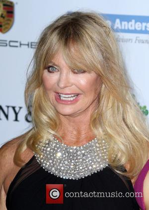 Goldie Hawn - A variety of stars were photographed as they arrived at the 2014 Gala held by Baby2Baby which...
