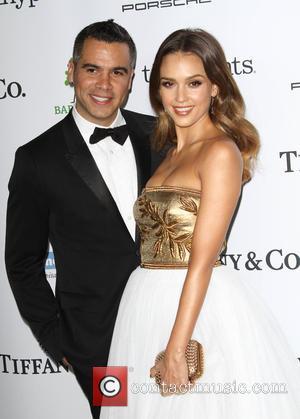 Jessica Alba and Husband Cash Warren