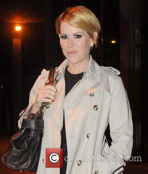 Molly Ringwald - Actress Molly Ringwald leaves the RTE studios after appearing on 'The Saturday Night Show' - Dublin, Ireland...