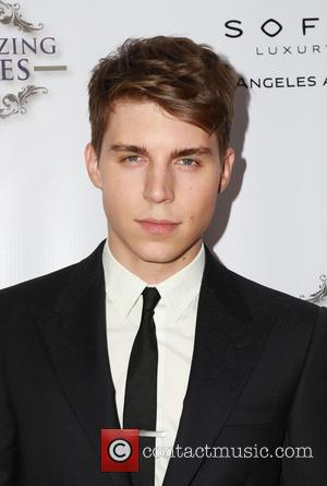 Nolan Gerard Funk - A variety of stars were photographed as they arrived to show their support at the 3rd...
