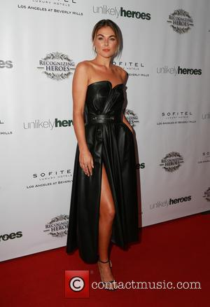 Serinda Swan - A variety of stars were photographed as they arrived to show their support at the 3rd Annual...
