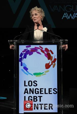 Holland Taylor - Shots from the 45th Anniversary Gala Vanguard Awards which were held  at the Hyatt Century City...