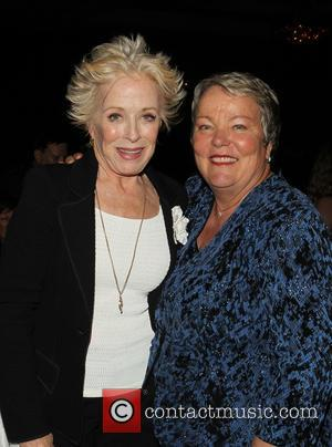 Holland Taylor and Lori Jean