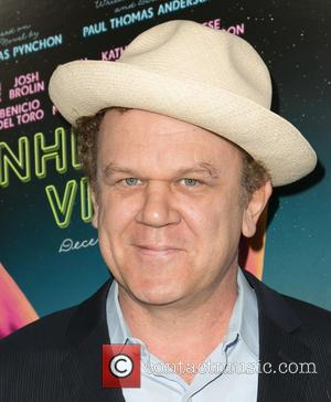 John C. Reilly - Photographs from the 2014 American Film Institute's Festival and screening of 'Inherent Vice' which was held...