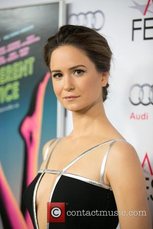 Katherine Waterston - Photographs from the 2014 American Film Institute's Festival and screening of 'Inherent Vice' which was held at...