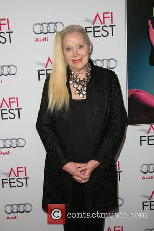 Sally Kirkland - Photographs from the 2014 American Film Institute's Festival and screening of 'Inherent Vice' which was held at...