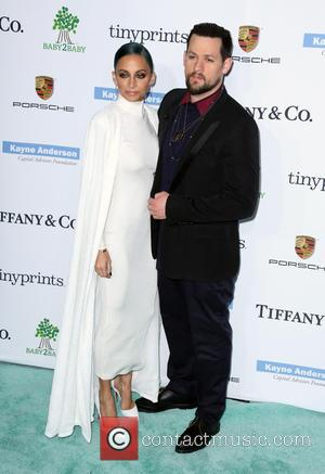 Nicole Richie and Joel Madden - A variety of stars were photographed as they arrived at the 2014 Gala held...