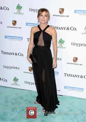 Sasha Alexander - A variety of stars were photographed as they arrived at the 2014 Gala held by Baby2Baby which...