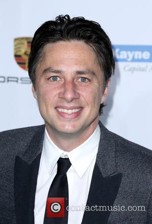 Zach Braff - A variety of stars were photographed as they arrived at the 2014 Gala held by Baby2Baby which...