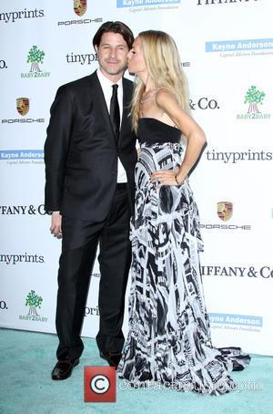 Rachel Zoe and Husband Rodger Berman