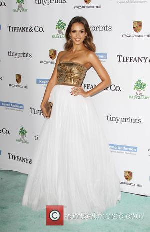 Jessica Alba - A variety of stars were photographed as they arrived at the 2014 Gala held by Baby2Baby which...