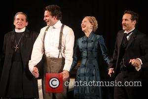 Anthony Heald, Bradley Cooper, Patricia Clarkson and Alessandro Nivola
