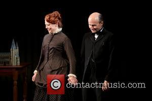 Bradley Cooper, Kathryn Meisle and Henry Stram