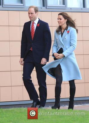 Kate Middleton, Catherine, Duchess Of Cambridge and Prince William