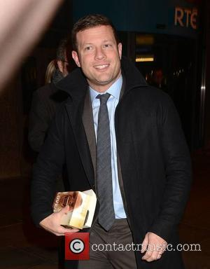 Dermot O'Leary - Celebrities at the RTE studio for the 'The Late Late Show' in Dublin - Dublin, Ireland -...