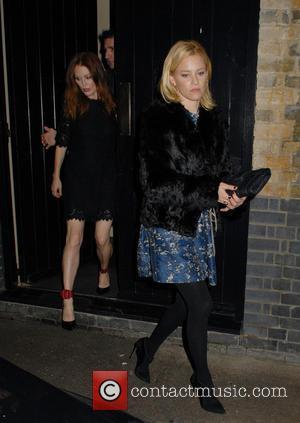 Julianne Moore and Elizabeth Banks