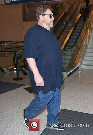John Goodman - John Goodman arrives at Los Angeles International (LAX) airport - Los Angeles, California, United States - Sunday...