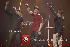 Enrique Iglesias - A variety of pop stars from the music industry were photographed as they performed live at the...