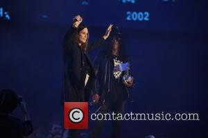 Ozzy Osbourne - A variety of pop stars from the music industry were photographed as they performed live at the...
