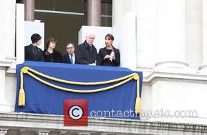 Cherie Blair and Samantha Cameron