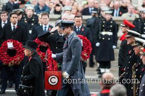Queen Elizabeth Ii, Prince William and The Duke Of Cambridge