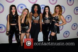 Dinah, Camila Cabello, Normani Kordei, Lauren Jauregui and Fifth Harmony