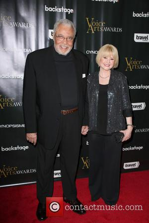 James Earl Jones and Cecilia Hart
