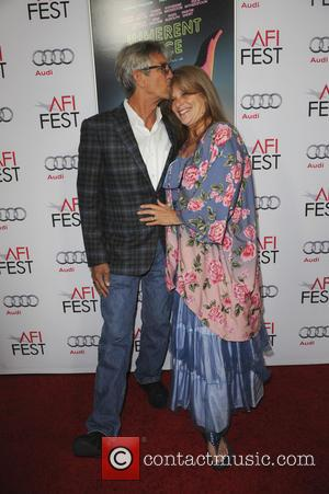 Eric Roberts and Eliza Robets - AFI FEST 2014  Premiere Of Inherent Vice - Los Angeles, California, United States...