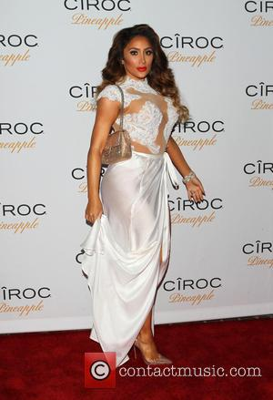 Nikki Mudarris - Premium vodka manufacturer Ciroc Pineapple hosted American rapper French Montana's birthday party which was held at a...
