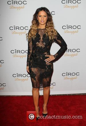 Rocsi Diaz - Premium vodka manufacturer Ciroc Pineapple hosted American rapper French Montana's birthday party which was held at a...