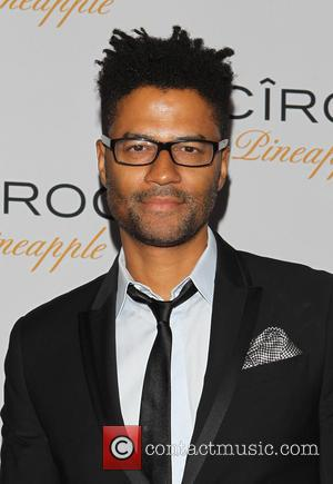 Eric Benét - Premium vodka manufacturer Ciroc Pineapple hosted American rapper French Montana's birthday party which was held at a...