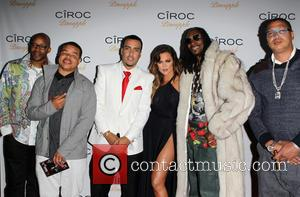 French Montana, Khloé Kardashian, Snoop Lion, Snoop Dogg and Guests - Premium vodka manufacturer Ciroc Pineapple hosted American rapper French...