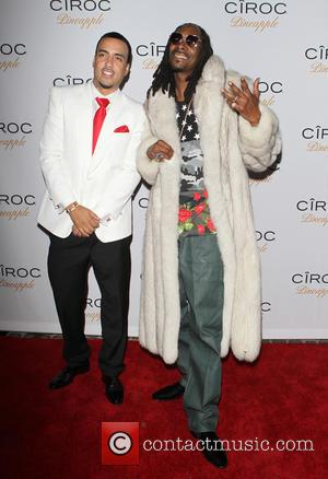 French Montana, Snoop Lion and Snoop Dogg - Premium vodka manufacturer Ciroc Pineapple hosted American rapper French Montana's birthday party...