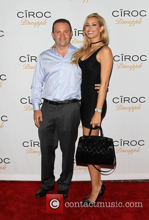 Pascal Mouawad and Kennedy Summers - Premium vodka manufacturer Ciroc Pineapple hosted American rapper French Montana's birthday party which was...