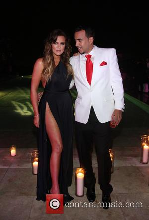 Khloé Kardashian and French Montana - Ciroc Pineapple hosts French Montana's birthday party celebration - Inside at Private Residence -...